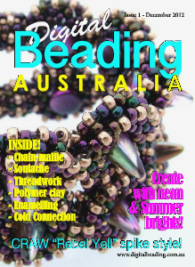 Digital Beading Magazine Issue 1: December, 2012
