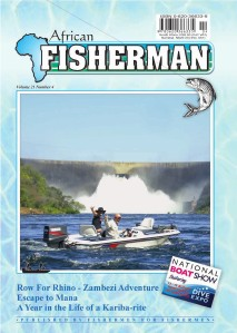 The African Fisherman Magazine Volume 21 # 4
