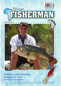 The African Fisherman Magazine Volume 20#3