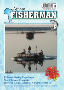 The African Fisherman Magazine Volume 21#6