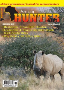 The African Hunter Magazine Volume 16 # 6