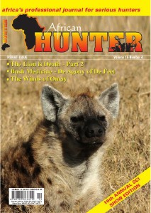 The African Hunter Magazine Volume 16 # 4