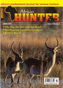 The African Hunter Magazine Volume 16 # 2