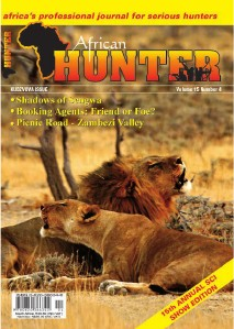 The African Hunter Magazine Volume 15 # 4