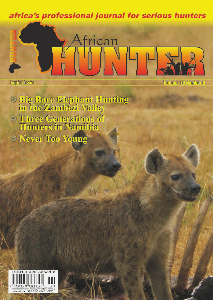 The African Hunter Magazine Volume 18 # 6