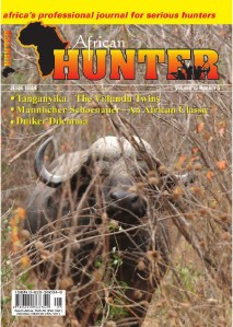 The African Hunter Magazine Volume 15 # 5