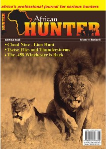 The African Hunter Magazine Volume 14 # 6