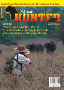 The African Hunter Magazine Volume 14 # 5