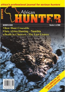 The African Hunter Magazine Volume 14 # 4