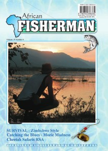 The African Fisherman Magazine Volume 19 # 6