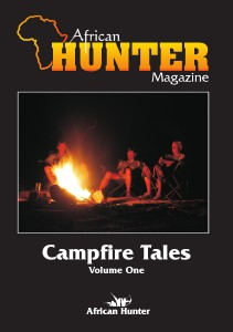 African Hunter Published Books Campfire Tales Volume 1 of 20