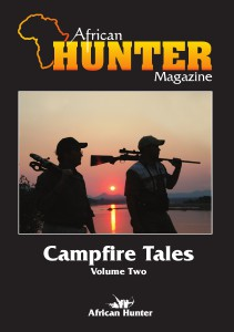African Hunter Published Books Campfire Tales Volume 2 of 20