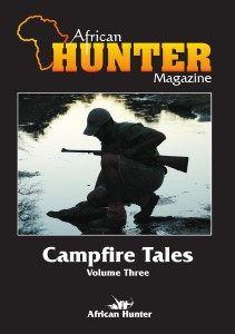 African Hunter Published Books Campfire Tales Volume 3 of 20