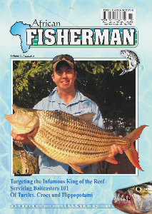 The African Fisherman Magazine Volume 24 # 3