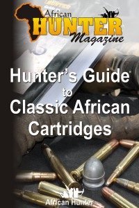 African Hunter Published Books Hunter's Guide | Classic African Cartridges