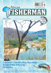 The African Fisherman Magazine Volume 24 # 4