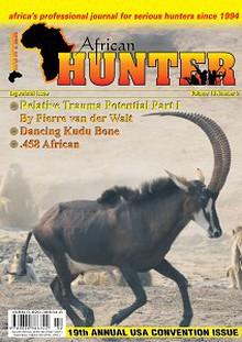 The African Hunter Magazine