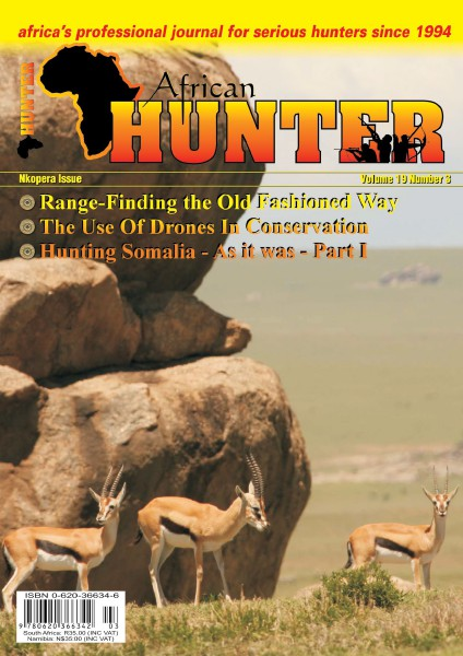 The African Hunter Magazine Volume 19 # 3