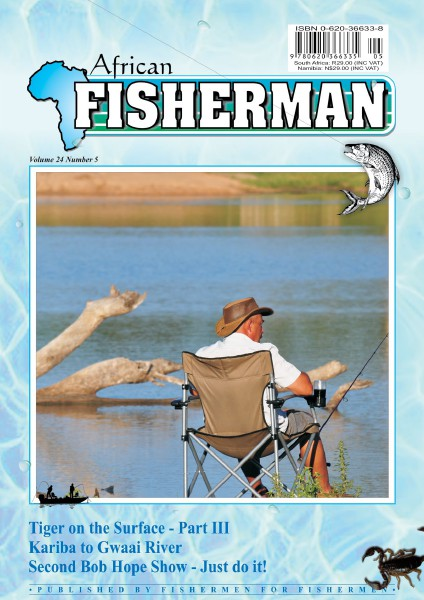 The African Fisherman Magazine Volume 24 # 5