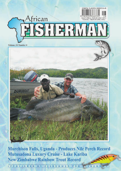 The African Fisherman Magazine Volume 24 # 6