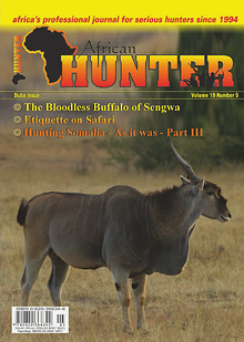 The African Hunter Magazine