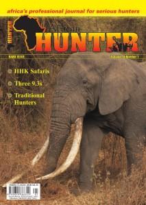 The African Hunter Magazine Volume 18 # 1