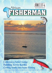 The African Fisherman Magazine Volume 23 # 3
