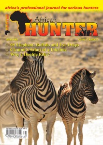 The African Hunter Magazine Volume 17 # 5