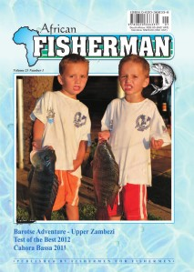 The African Fisherman Magazine Volume 23 # 1