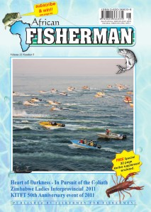The African Fisherman Magazine Volume 22 # 5