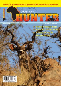 The African Hunter Magazine Volume 17 # 3