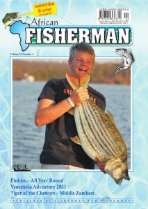 The African Fisherman Magazine Volume 22 # 4