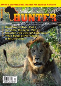 The African Hunter Magazine Volume 17 # 2