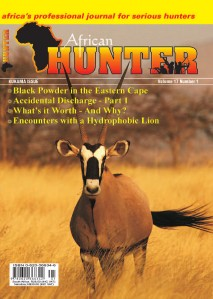 The African Hunter Magazine Volume 17 # 1