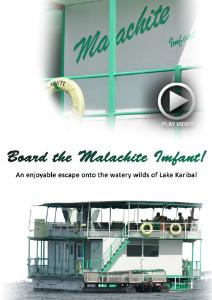 Malachite Imfant Houseboat Travel Brochure
