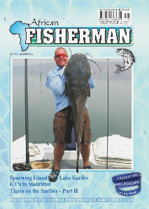 The African Fisherman Magazine Volume 24 # 1