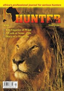 The African Hunter Magazine Volume 18 # 5