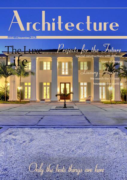 Architecture World Volume 1