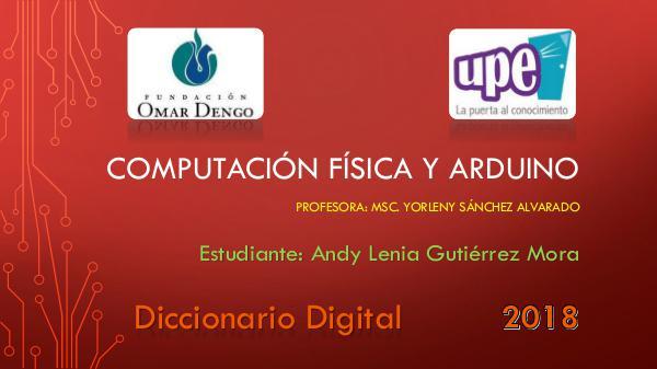 Diccionario Digital diccionario
