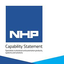 Capability Statement Brochure