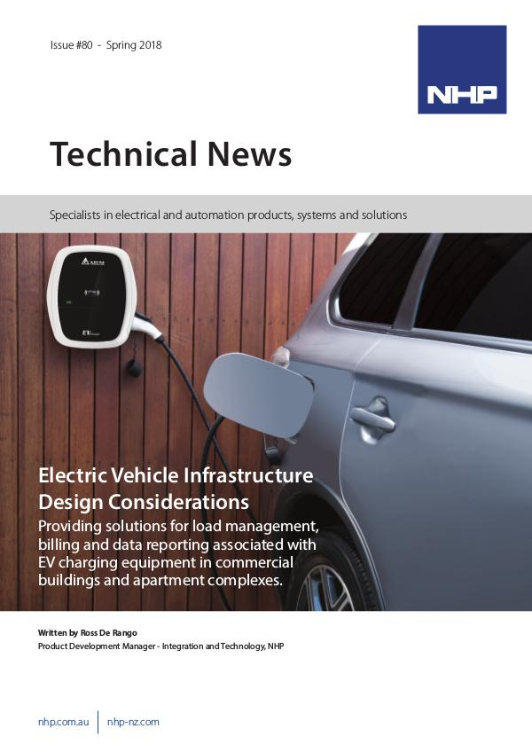 Technical News Issue #80 | Spring 2018