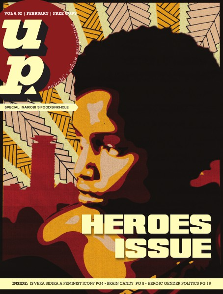 VOL 6.02 The Heroes Issue