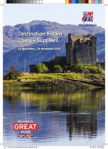 DB China - Profile Booklets