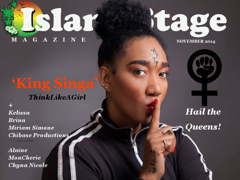 Island Stage Magazine Issue 6 November/December 2014 Issue 6
