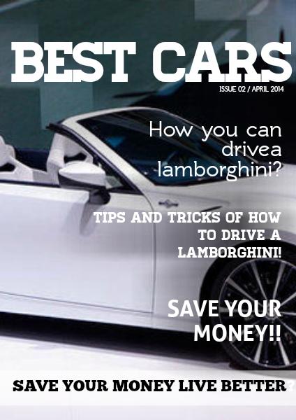 Cool Cars january 2015