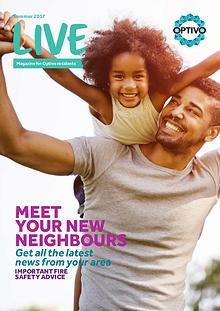 LIVE - The magazine for Optivo residents