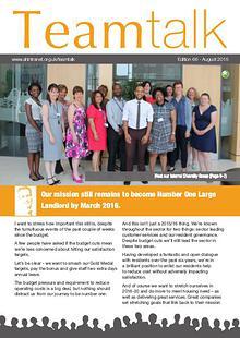 TeamTalk - August Edition Issue 8