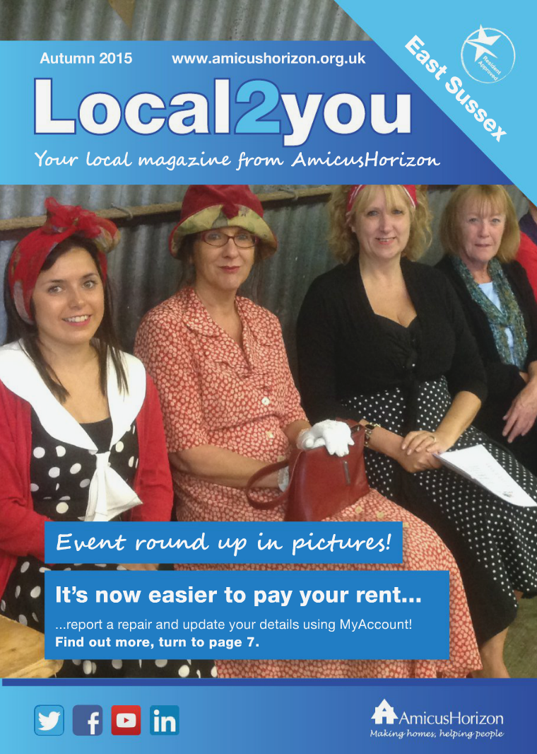 East Sussex Local2You Autumn Issue