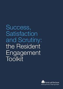 Resident Involvement Toolkit