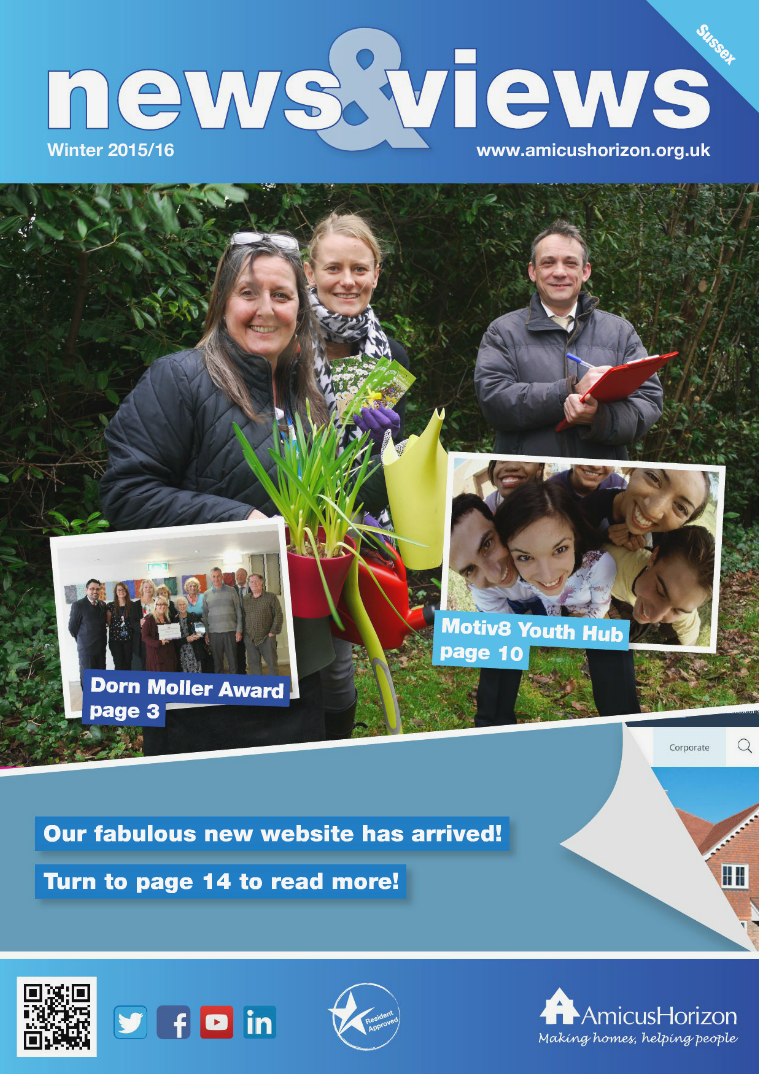 Sussex News and Views Winter Edition